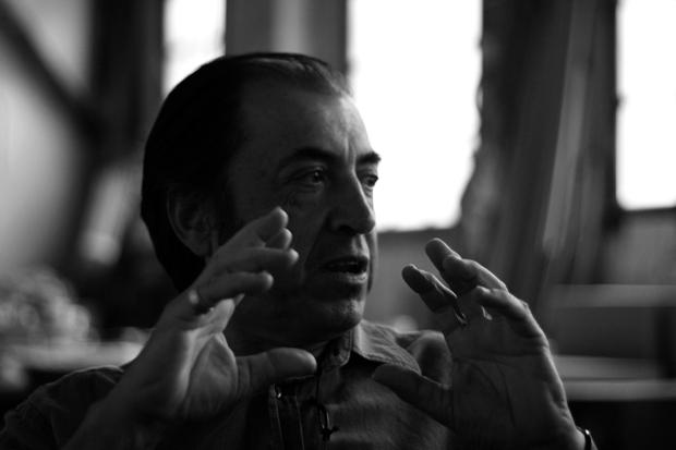 Salvador Juanpere  |   © Alán Carrasco