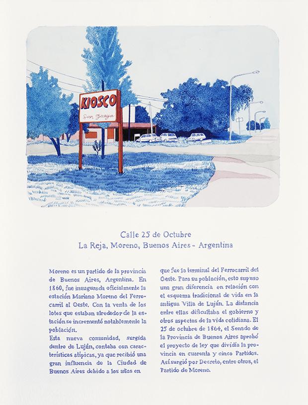 Calle 25 de Octubre | © Andrea Canepa