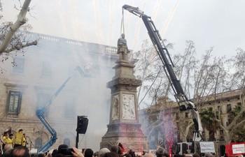 ¡¡Barcelona narra!! Arte político, memoria colectiva y transformación simbólica de la ciudad de Barcelona.